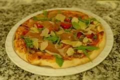 Pizza 5 ingrédients